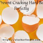 Tips to prevent hard boiled egg