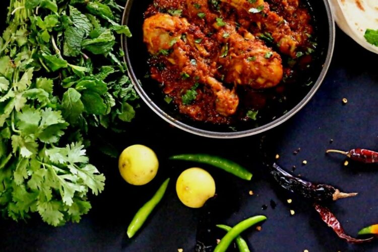 Chicken Thokku Recipe