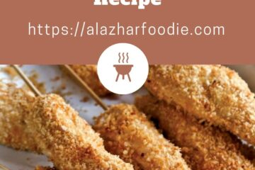 chicken stick recipe