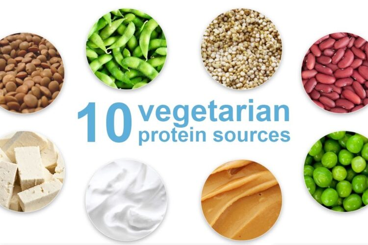 Top 10 Protein Sources For Vegetarian Athletes