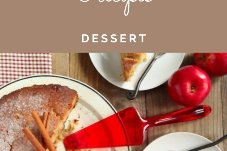 Apple Cinnamon Cake Recipes