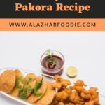 Healthy Aloo Pakora Recipe