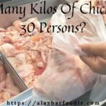How Many Kilos Of Chicken For 30 Persons