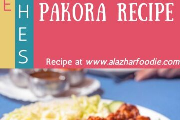 Healthy Chicken Pakora Recipe