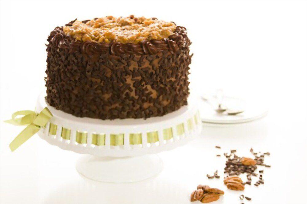 German Chocolate Cake Recipe Bakers
