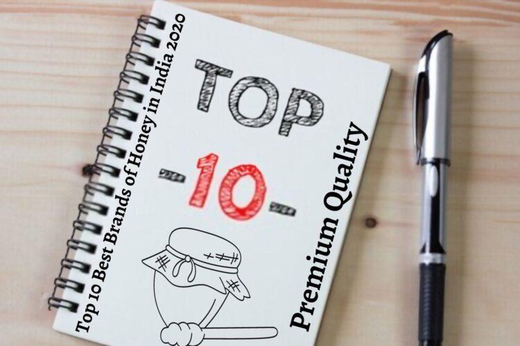 Top 10 Best Brands of Honey in India 2020 - Premium Quality