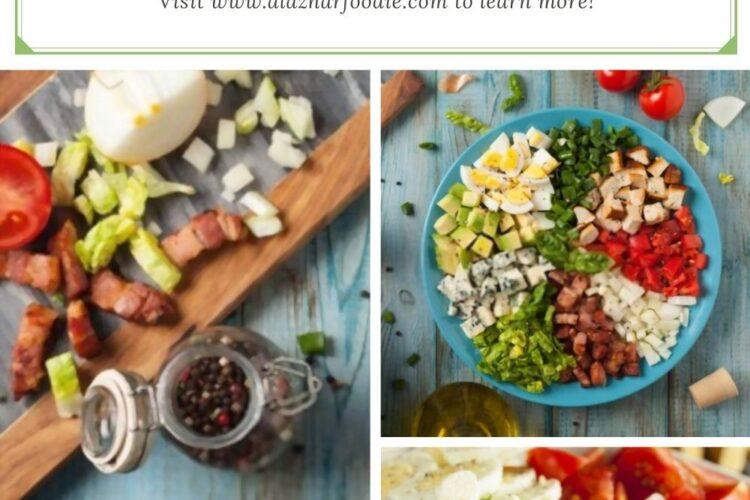 Chicken Cobb Salad With Avocado