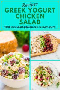 Greek Yogurt Chicken Salad