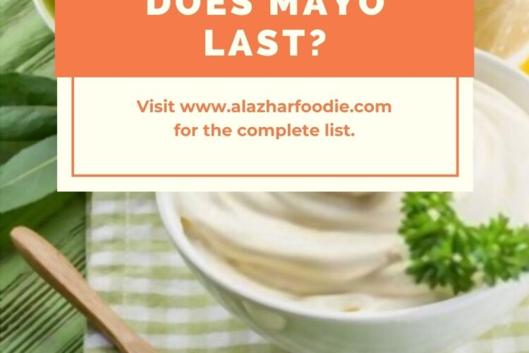 How Long Does Mayo Last
