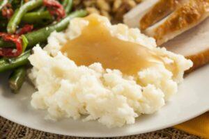 How To Make Mash Potatoes In The Microwave | #mashpotato #microwave