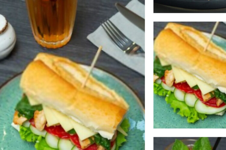 How to Make Spaghetti Sandwich With Cheese? AlAzharfoodie Recipes