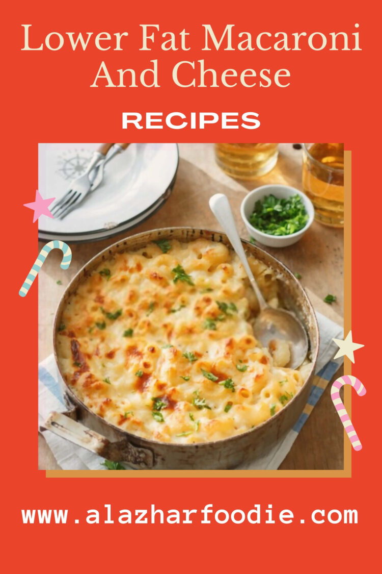 Lower Fat Macaroni And Cheese Recipe #Lower #Fat #Macaroni And #Cheese