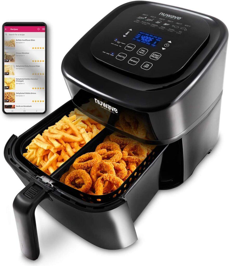 nuwave air fryer sweet potato fries