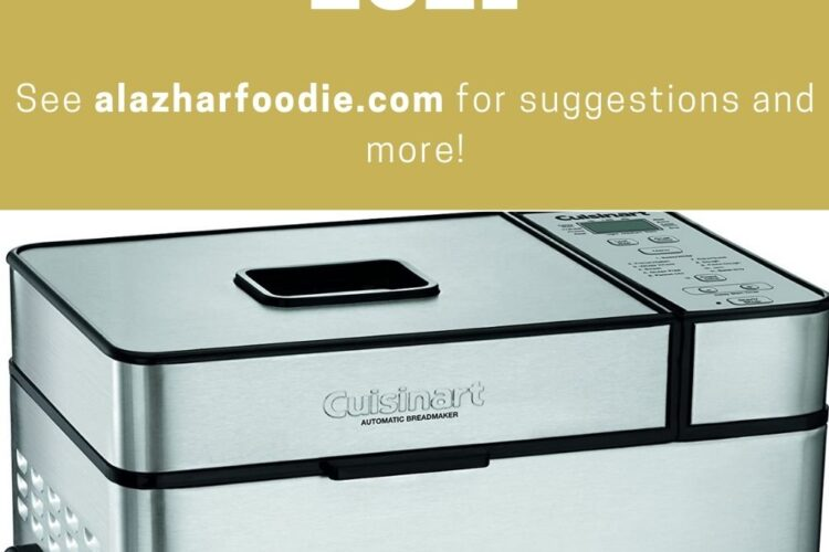 Cuisinart CBK 100 Bread Maker in 2021