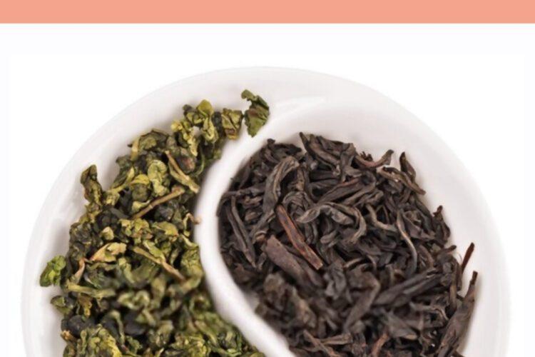 Health Benefits Of Green Tea VS Black Tea Caffeine