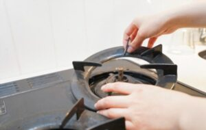 How To Clean Very Dirty Gas Stove Grates