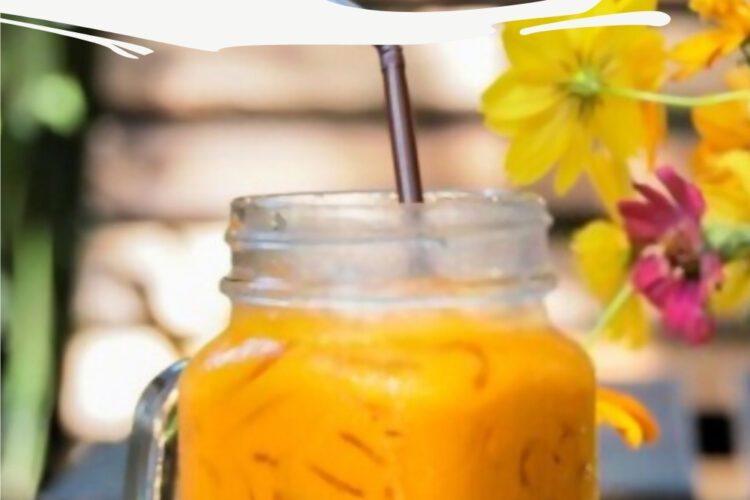 How To Make Thai Ice Tea