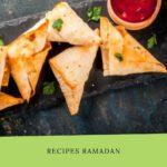 Indian Samosa as Ramadan Dish
