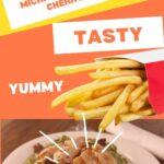 Michigan Salad Recipe Cherry Salad 2