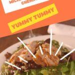 Michigan Salad Recipe Cherry Salad 3