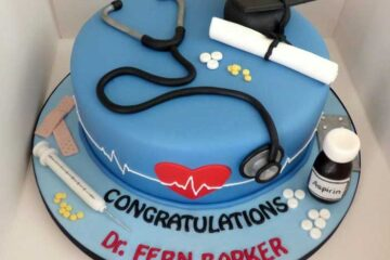 Nursing School Graduation Cake Recipes