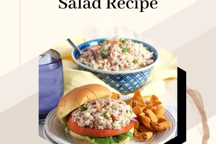 Whole Foods Yellowfin Tuna Salad Recipe